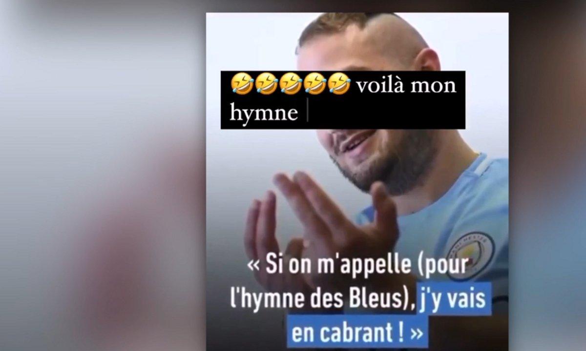 VIDEO - Quand JuL crée un hymne pour l'Equipe de France