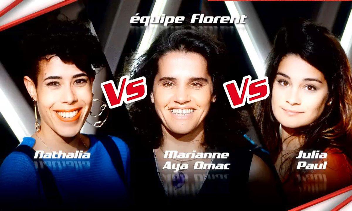 Nathalia VS Marianne Aya Omac VS Julia Paul - Epreuve Ultime (Saison 6)