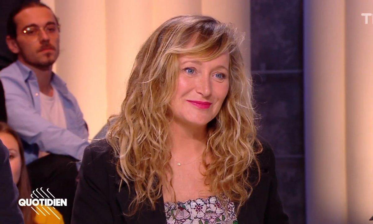"""Invitée : Julie Ferrier revient sur les planches avec """"À ma place vous Ferrier quoi ?"""""""