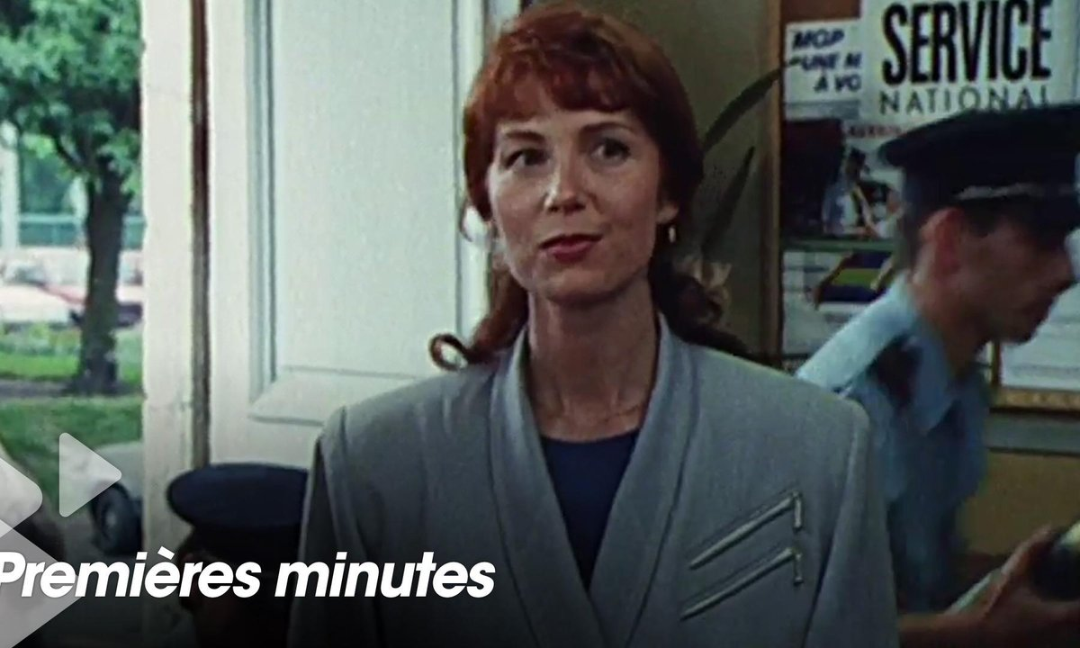 Julie Lescaut - les premieres minutes du tout premier épisode