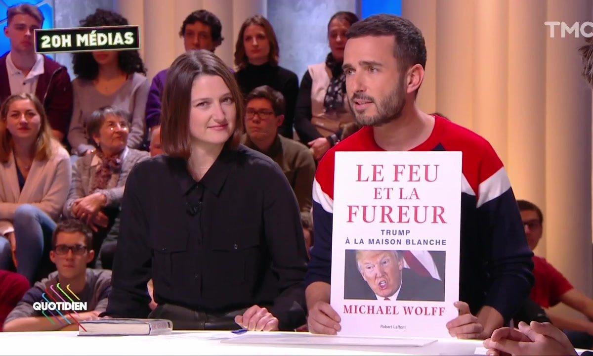 La guerre des éditeurs français pour le livre de Trump
