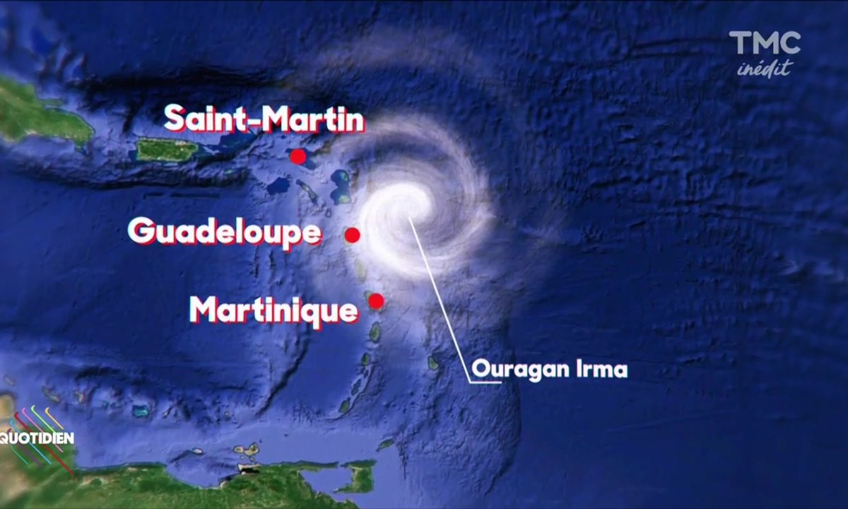 Irma, l'ouragan médiatique