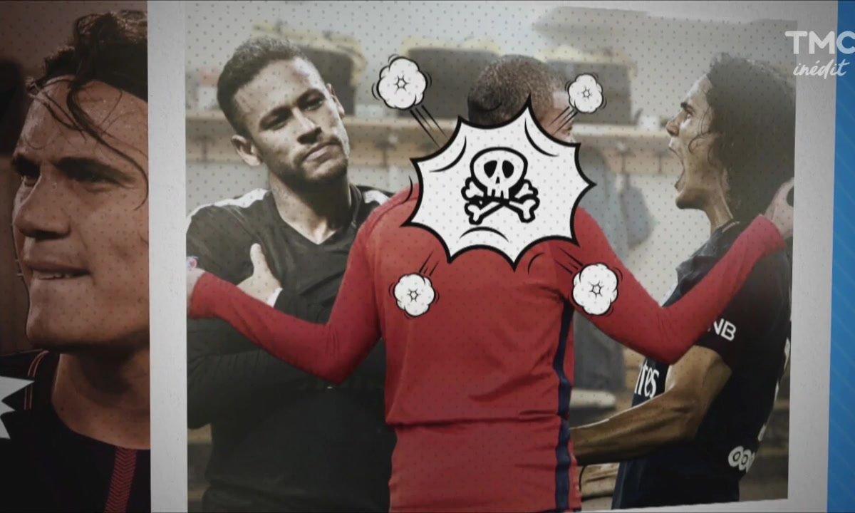 Julien Bellver : Neymar/Cavani, le clash médiatique