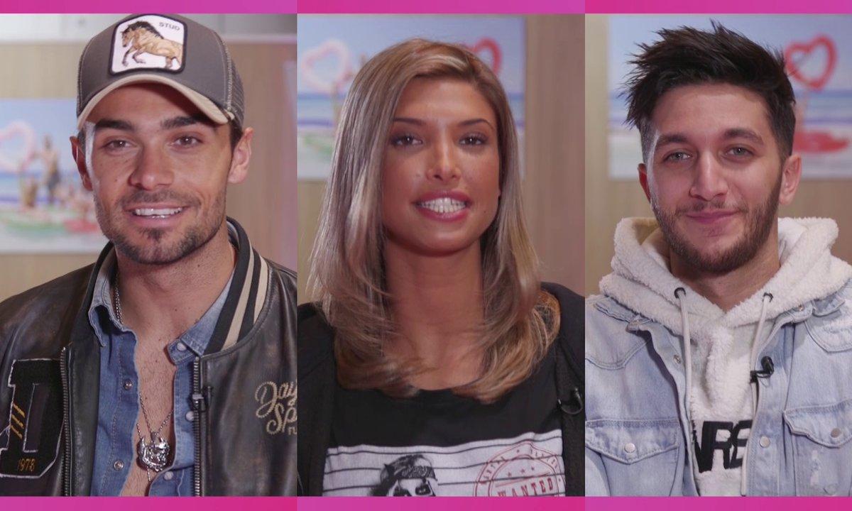 La Villa 4 - L'interview toujours plus de Mélanie, Bastien et Julien