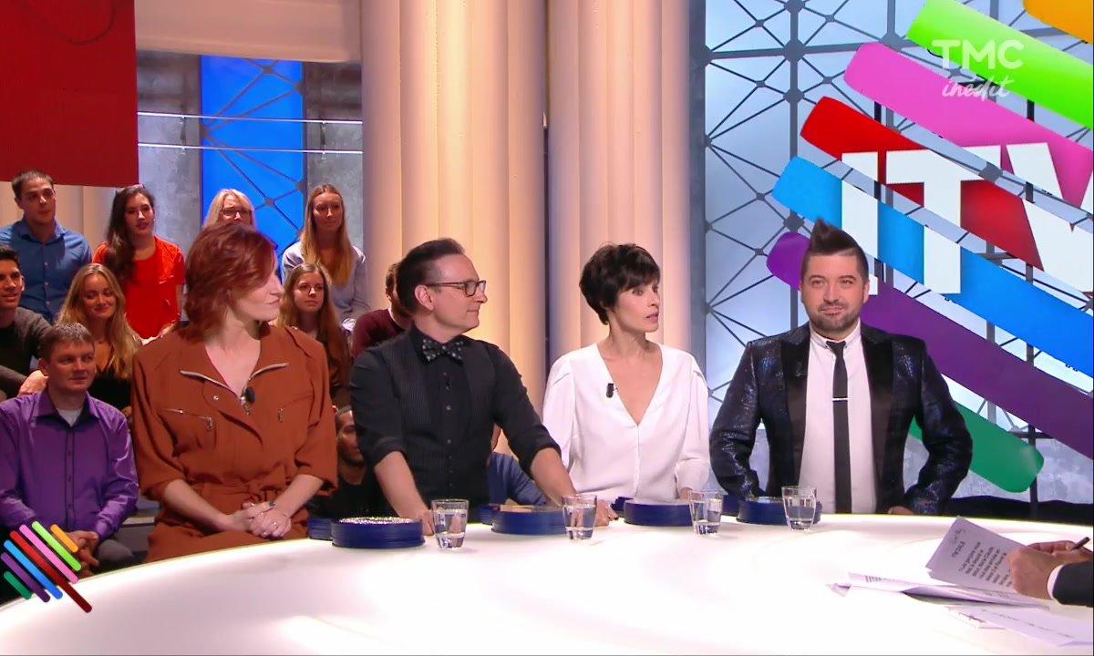 Le Jury de Danse avec la Stars enflamme Quotidien