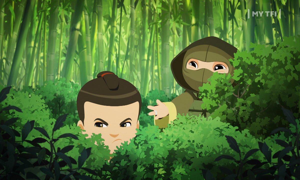 Mini Ninjas - S02 E13 - Le justicier masqué