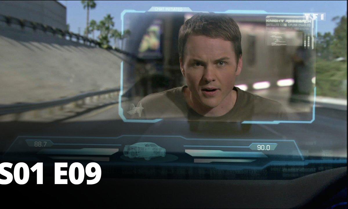 Le Retour de K 2000 - S01 E09 - Cibles sensibles