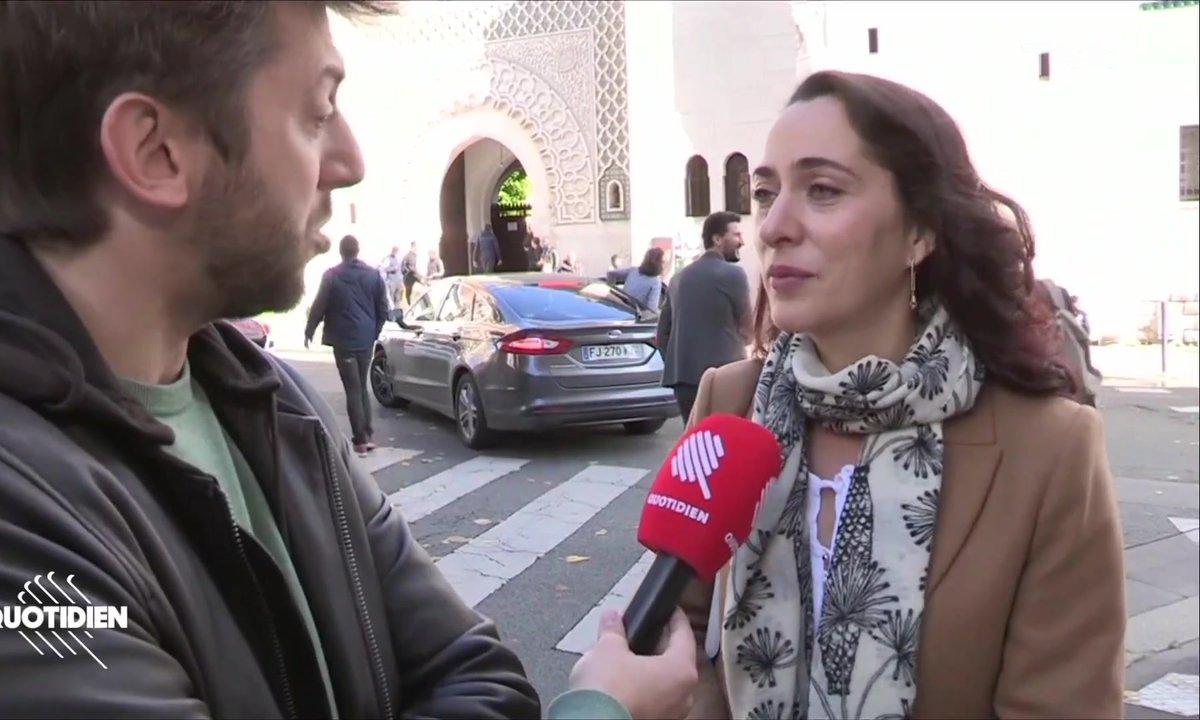 """Kahina Bahloul 1ère imame de France : """"Il y a des peurs irrationnelles envers le voile"""""""