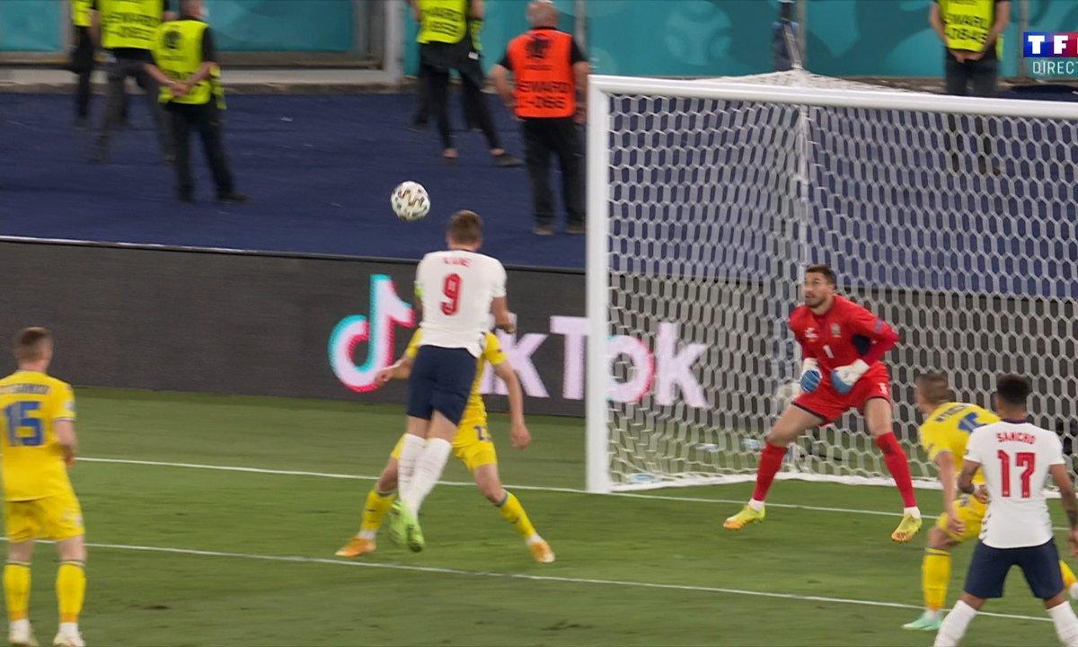 Ukraine - Angleterre (0 - 3) : Voir le deuxième but de Kane en vidéo