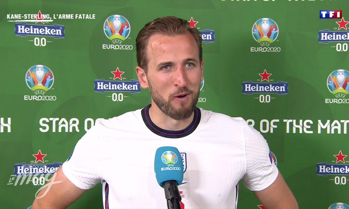 """Harry Kane : """"C'est vraiment une très belle soirée pour le football anglais !"""""""