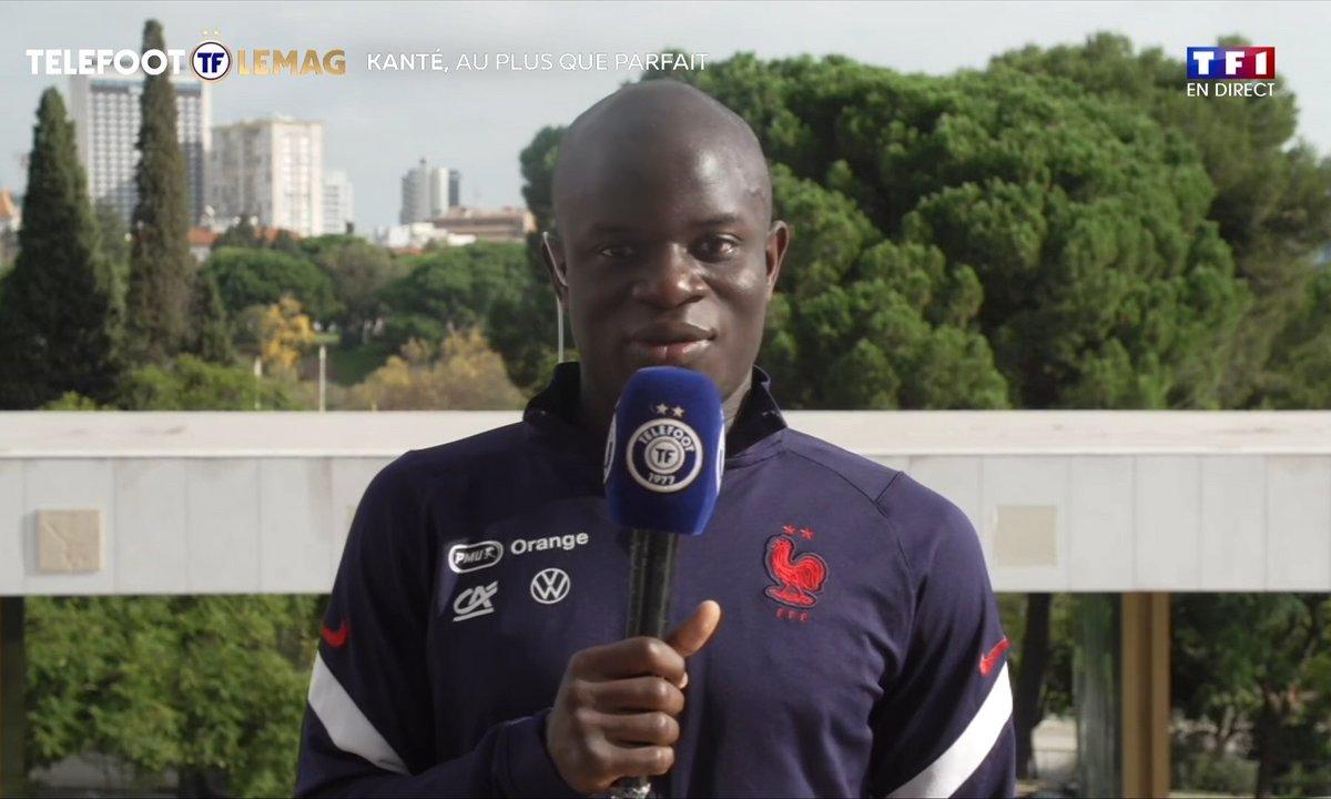 L'Interview de N'Golo Kanté