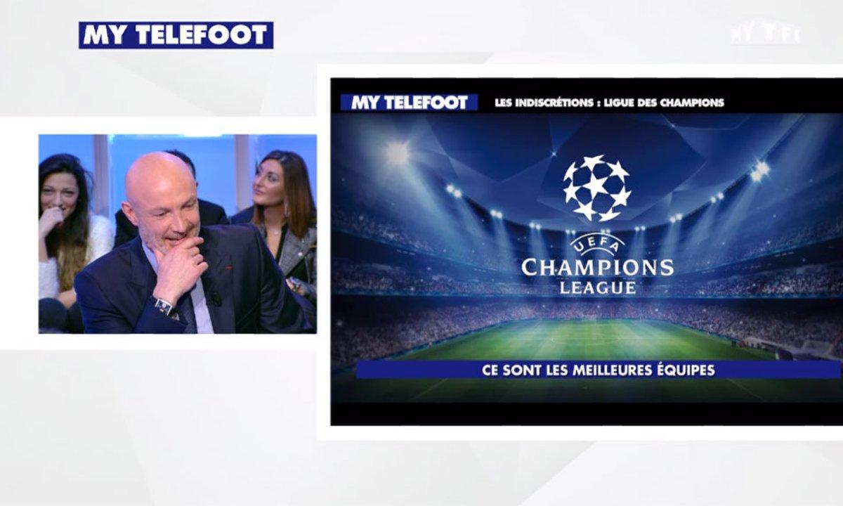 Le massacre de la chanson de la Ligue des Champions !