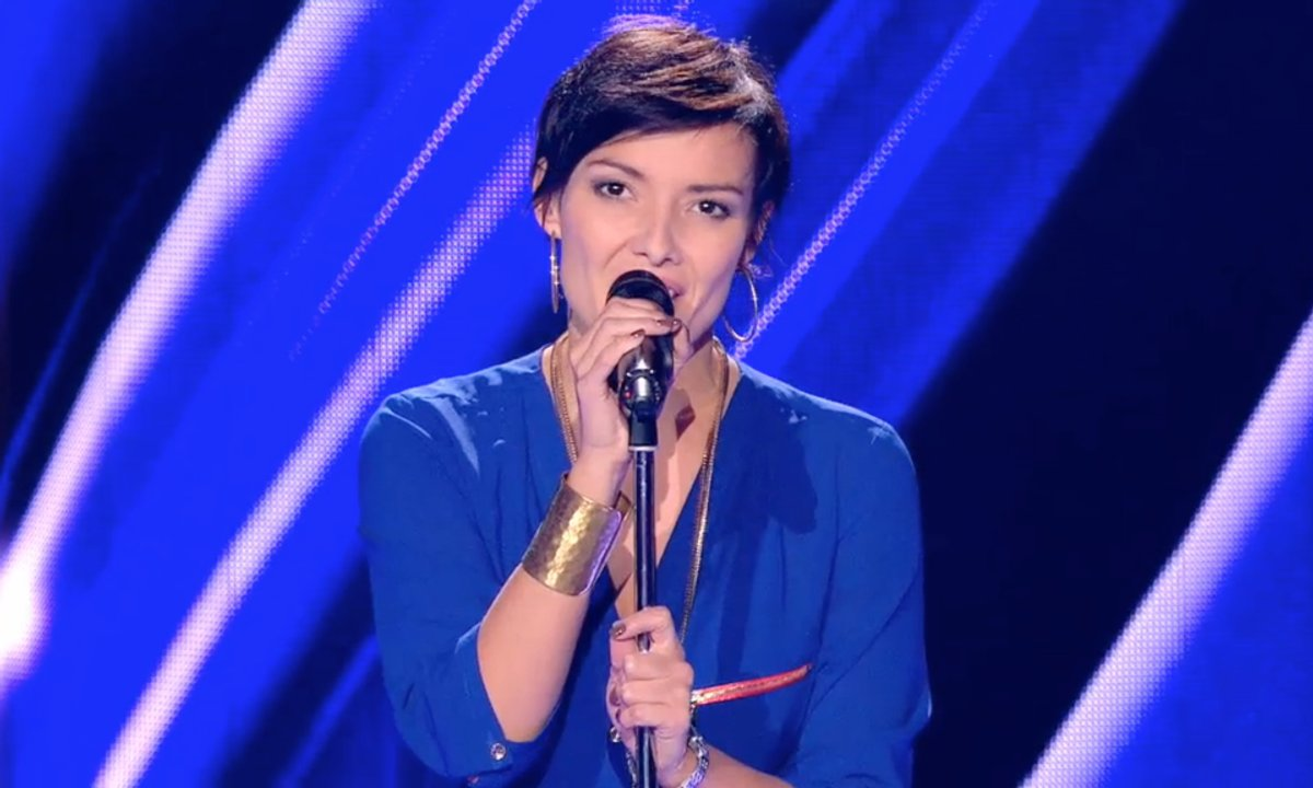 Kareen Antonn - Against All Odds (Take a Look at Me Now) (Phil Collins) (saison 02)