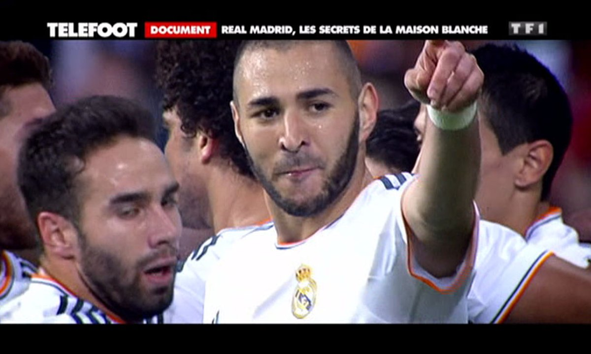 Document : Real Madrid, derrière la porte blanche