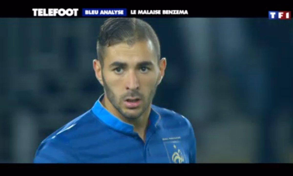 Equipe de France : le malaise Benzema !