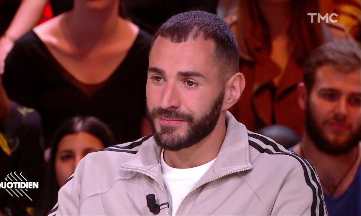 """Karim Benzema : """"L'Equipe de France a une nouvelle génération, c'est ça le football"""""""