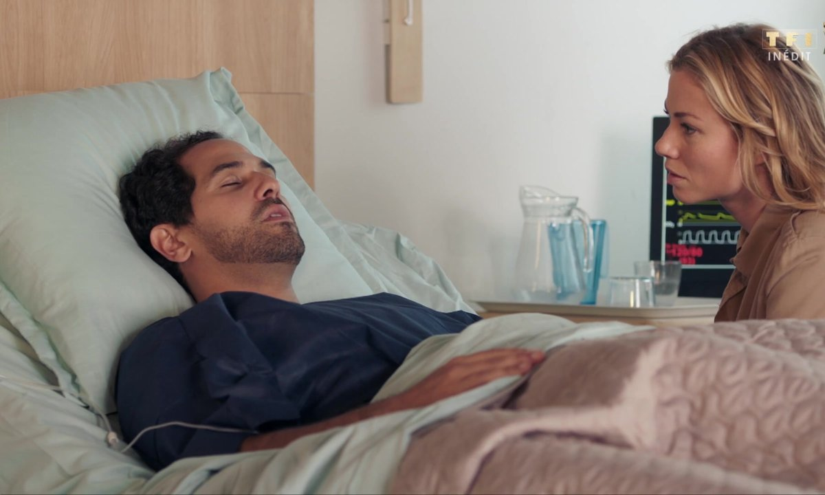 Karim se réveille avec Anna à ses cotés ! ( épisode 484 )