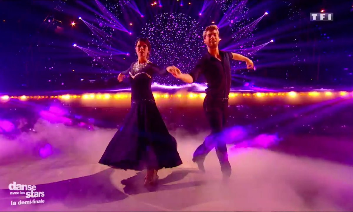 Karine Ferri et Yann-Alrick, une valse pour leur 2è danse sur « Ti Amo» (Umberto Tozzi)