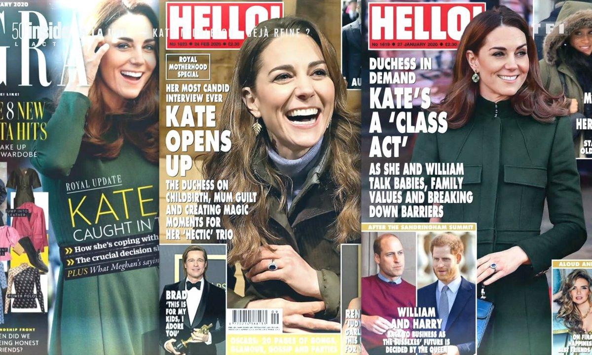 Kate Middleton : déjà tout d'une reine ?