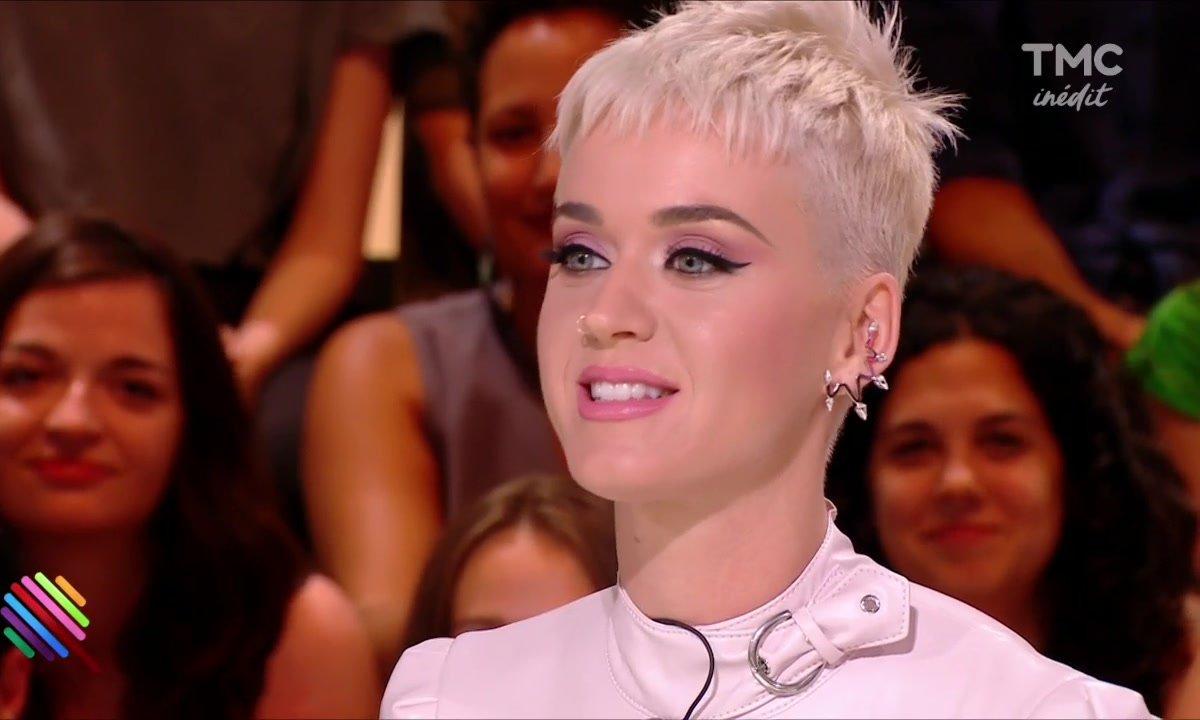 Katy Perry, la Reine de la pop signe le tube de l'été 2017