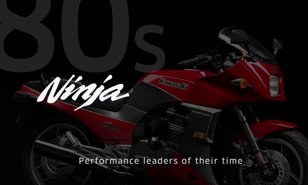 4e bande d'annonce officielle pour la future Kawasaki Ninja H2 2015