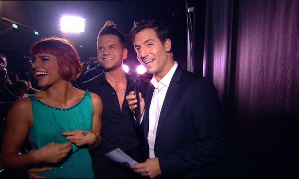 #DALS Interview : Fauve et Keen'V visent le podium !