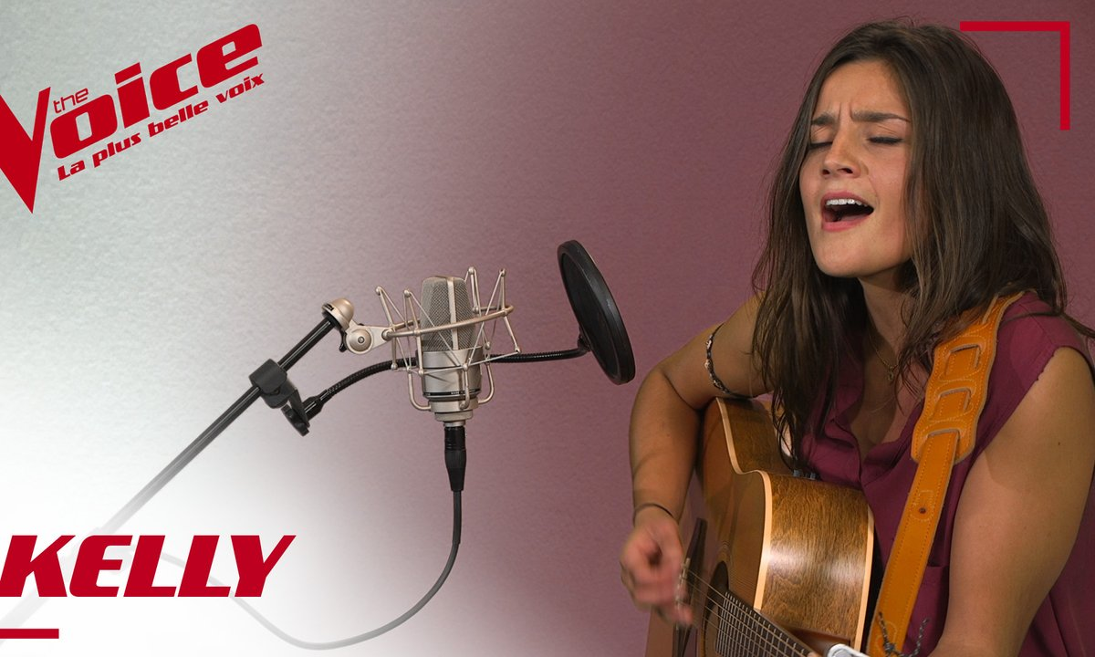 "La Vox des talents : Kelly - ""I'm yours"" (Jason Mraz)"