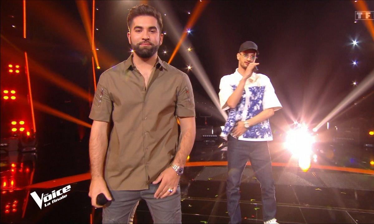 "The Voice 2021 – Kendji Girac et Soolking chantent ""Bebeto"" (Finale)"