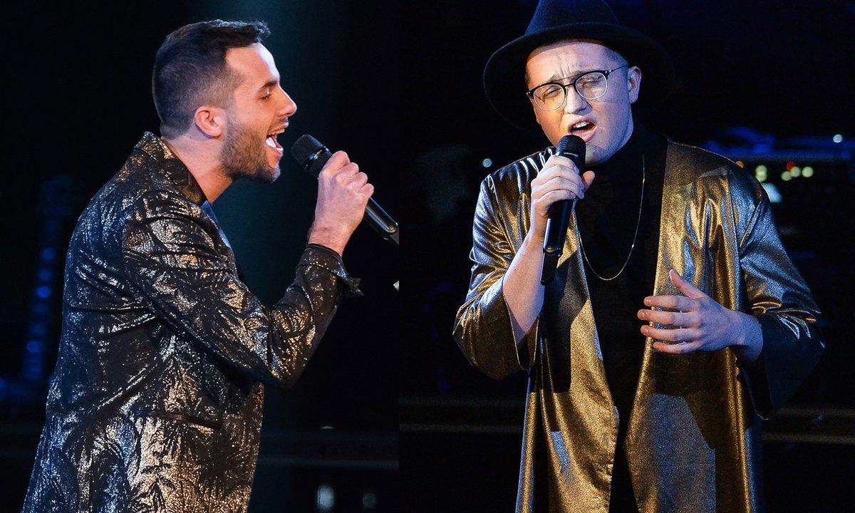 """THE VOICE 2020 - Kevin Dozot VS Antoine Delie chantent """"Nothing compares 2 you"""" de Sinead O'Connor Version Jimmy Scott (BATTLES)"""