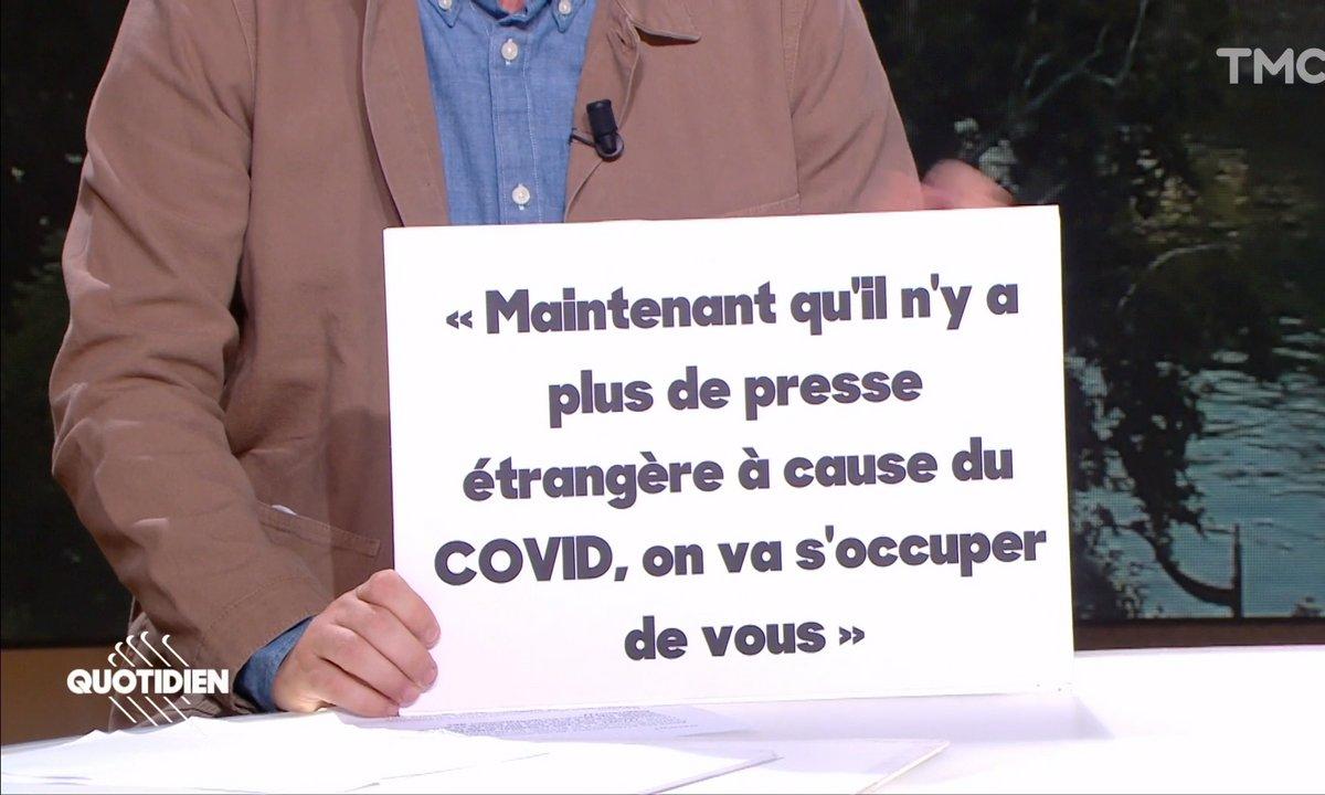 Khaled Drareni : en Algérie, les journalistes et la liberté de la presse en danger