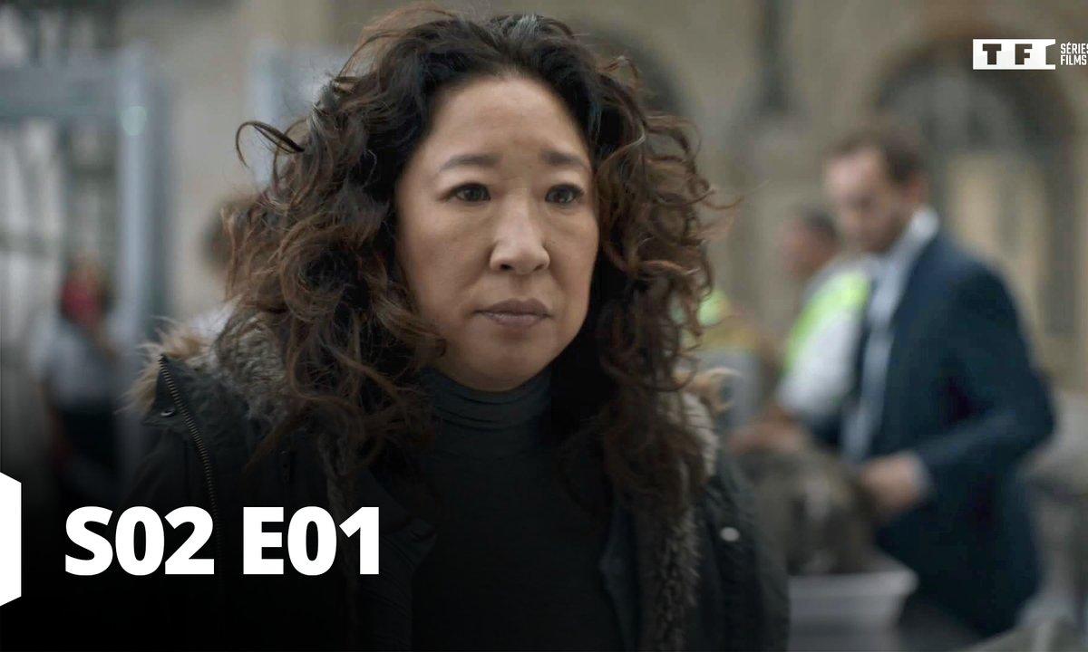 Killing Eve - S02 E01 - Fuite en avant