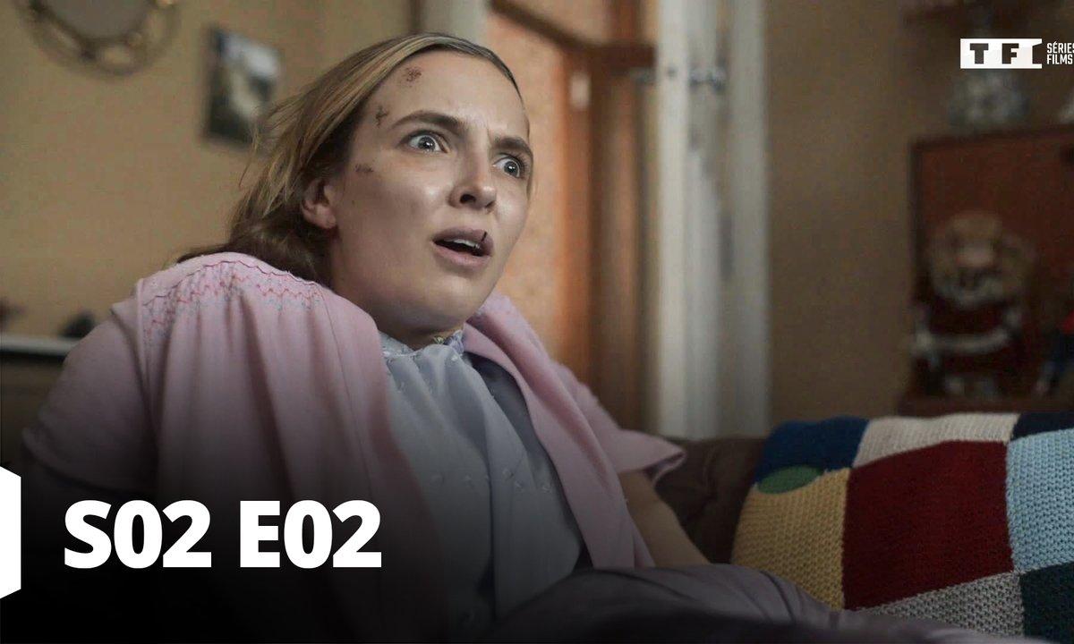 Killing Eve - S02 E02 - En toute discrétion