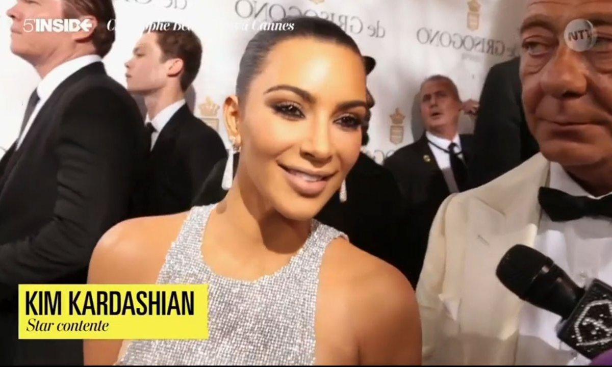 "5' inside du 18 mai 2016 - Kim Kardashian ""break"" le Festival de Cannes"