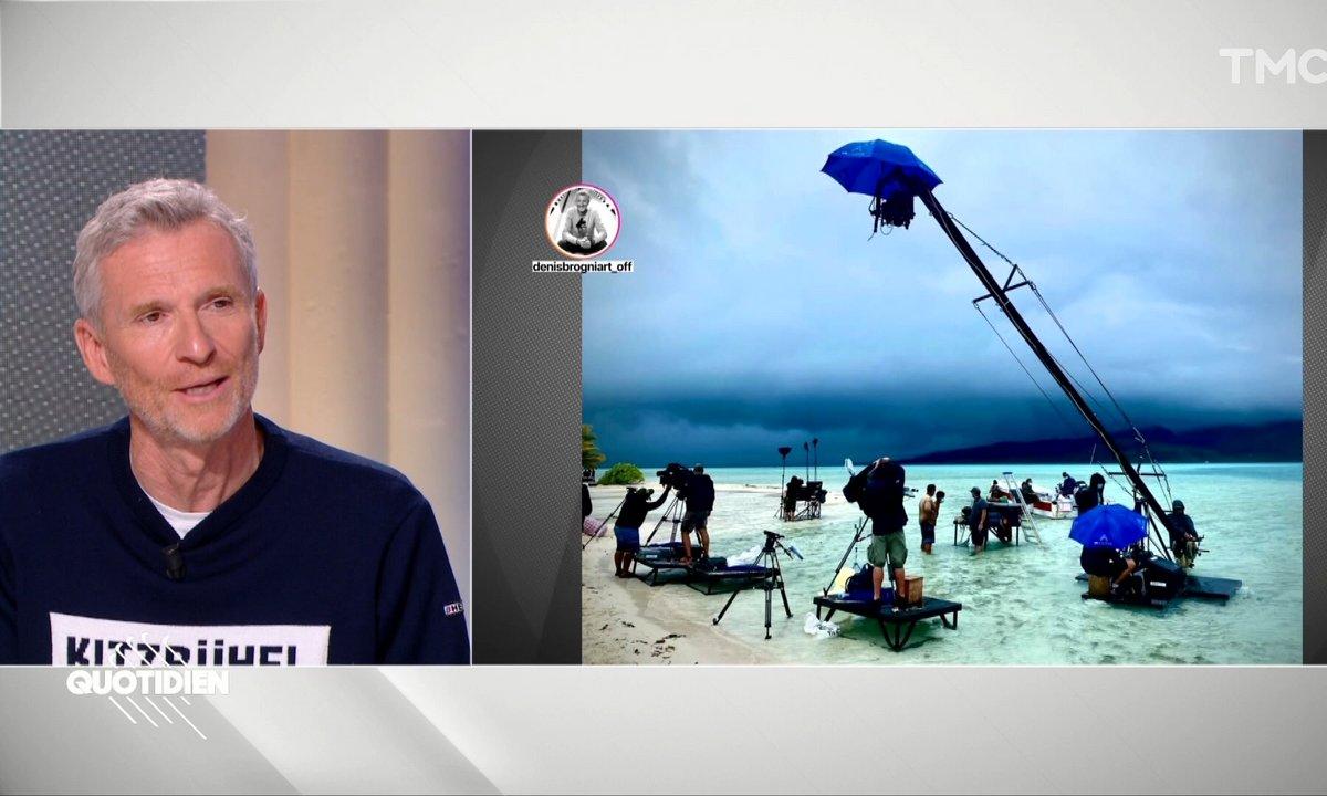 """Koh Lanta 2021: Denis Brogniart nous en dit plus sur les """"armes secrètes"""""""