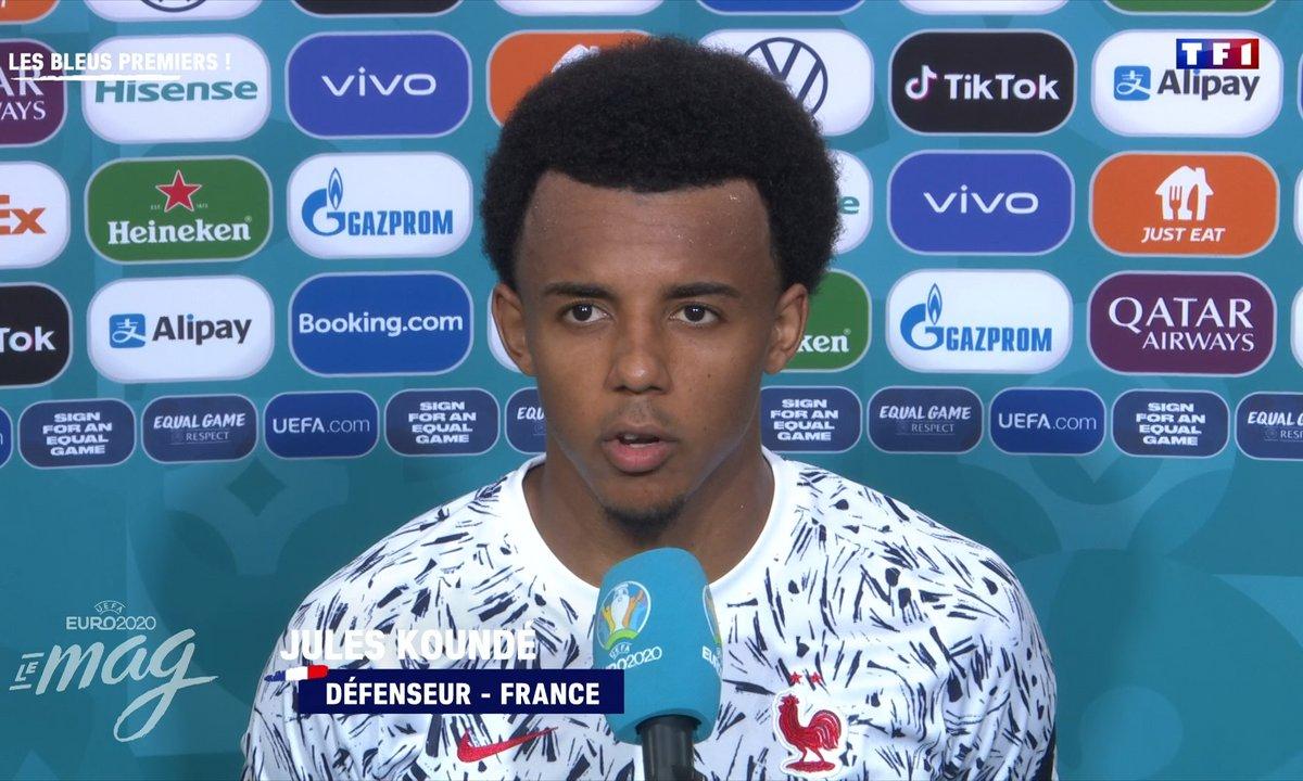 """Jules Koundé : """"On aurait pu mieux faire"""""""