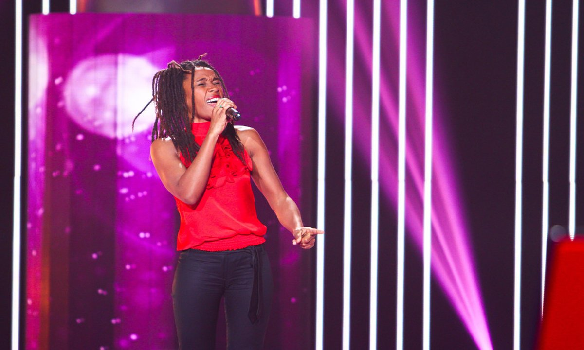 Kristel Adams - Forget You (Cee Lo Green) (saison 01)