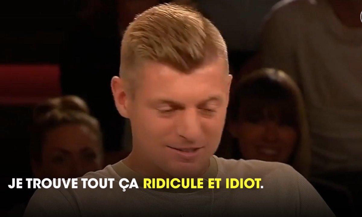 VIDEO – Kroos tacle Aubameyang... il lui répond sur Twitter
