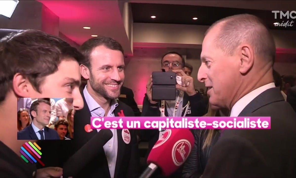 L'Amérique selon Macron