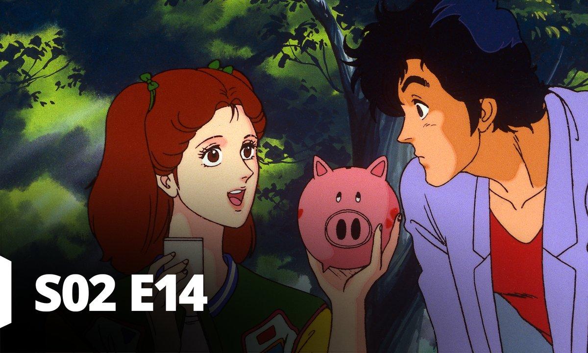 S2 EP14 : L'amour est plus fort que l'argent - Nicky Larson !