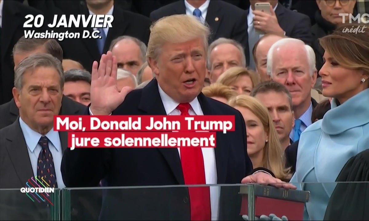 L'année 2017 de Trump : était-ce juste un mauvais rêve ?