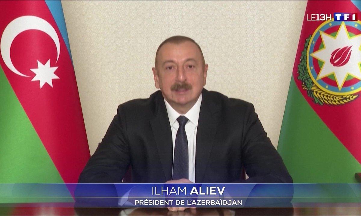 L'Azerbaïdjan commence à reprendre le contrôle d'anciennes zones arméniennes du Haut-Karabakh