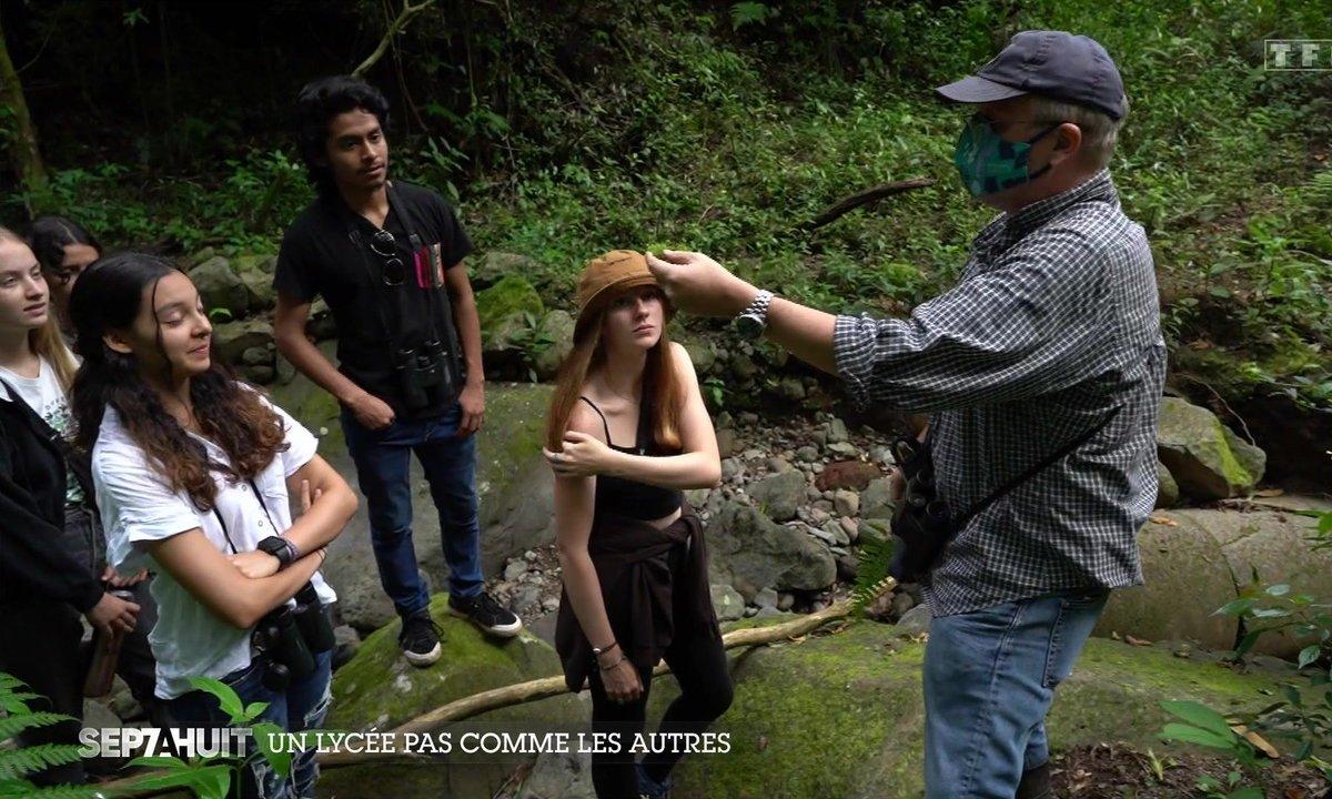 L'école du monde au Costa Rica, un lycée pas comme les autres