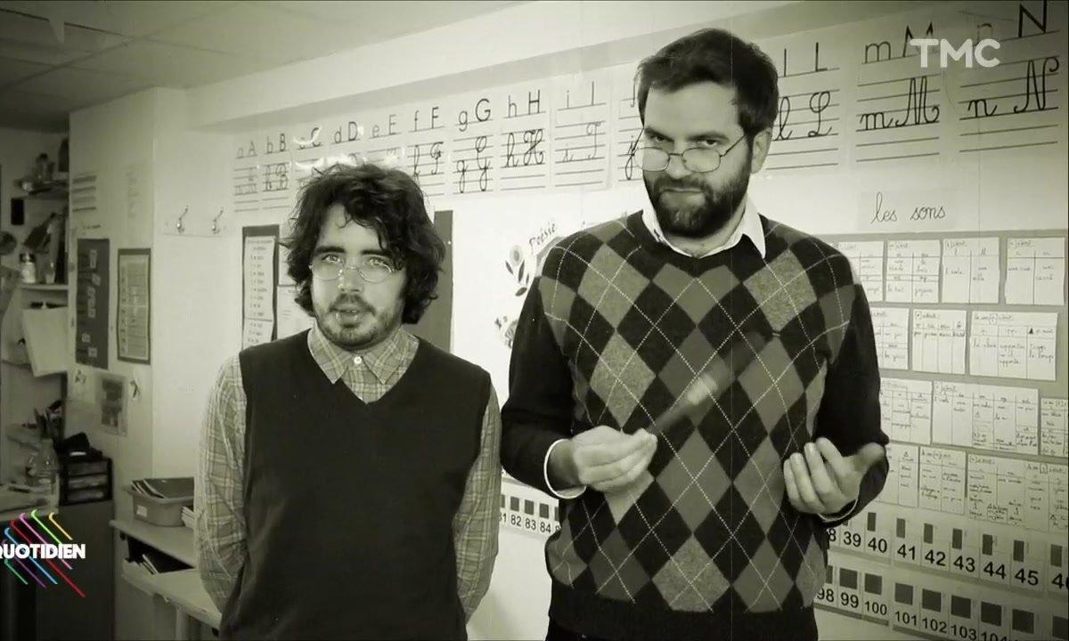 L'école rêvée de Jean-Michel Blanquer (Eric et Quentin)