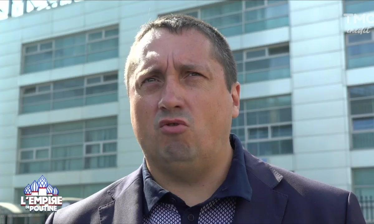 Rencontre avec Alexander Shprygin, chef des supporters russes