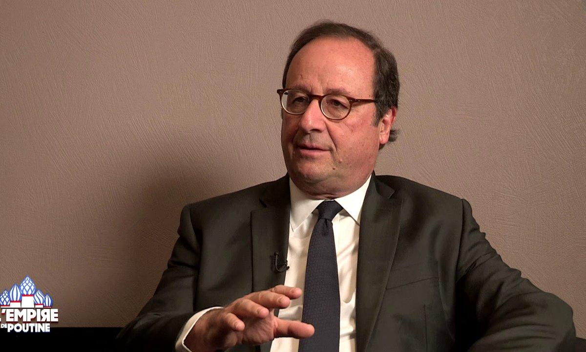 Syrie, Ukraine et vodka : Hollande décrit le négociateur Poutine