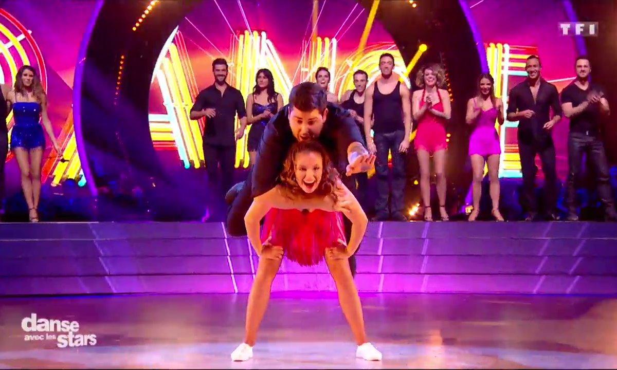 L'épreuve du « meilleur porté » sur « Murder On The Dancefloor » (Sophie Ellis-Bextor)