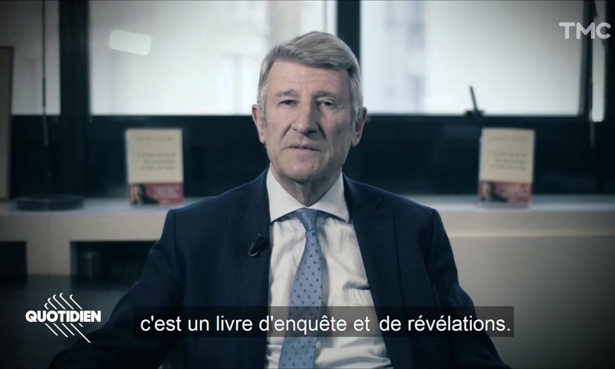 L'Historien Eric Roussel démonte les théories du dernier livre de Philippe de Villiers