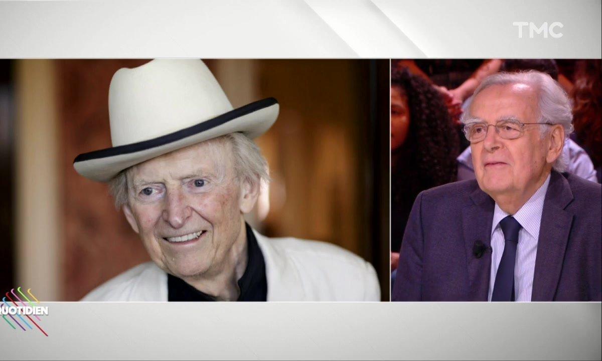 L'hommage de Bernard Pivot à Tom Wolfe
