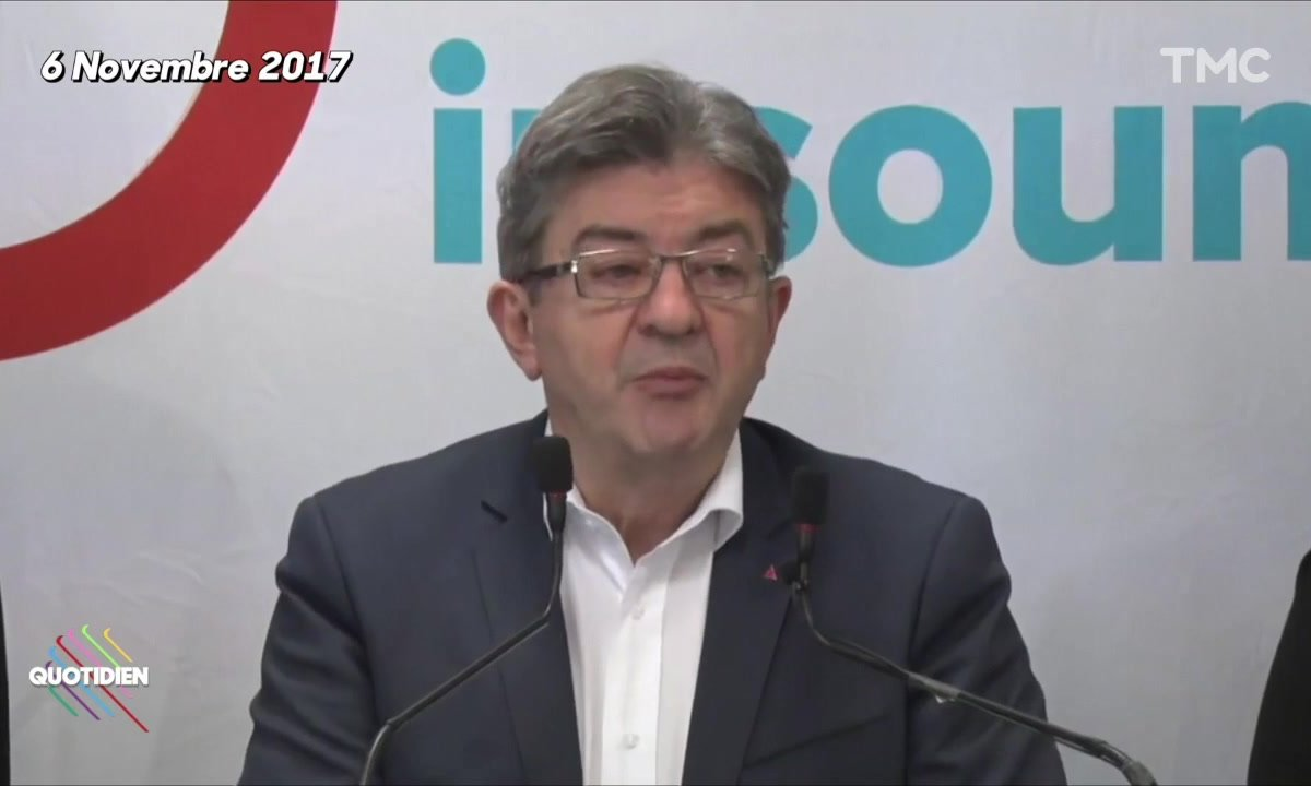L'image du jour d'Azzeddine Ahmed-Chaouch : Jean-Luc Mélenchon fait du AirBnB