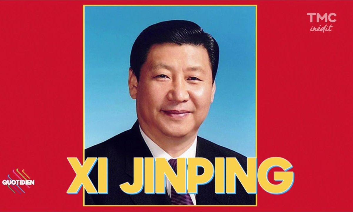 L'image du jour de Lilia Hassaine : le nouveau président Chinois